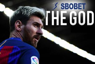 The GOd messi Online Sbobet Hd