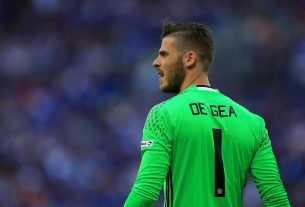 David de Gea dont buy the king white
