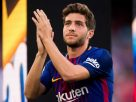 Sergi Roberto Happy Barcelona not bye team