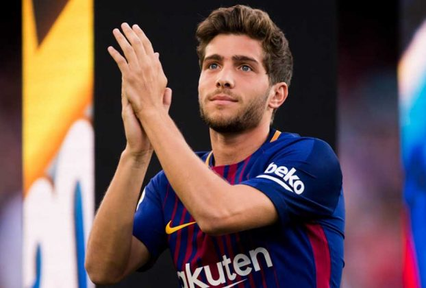 Sergi Roberto Happy Barcelona not bye team