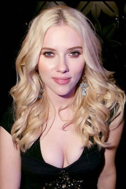 Scarlett Johansson Smile