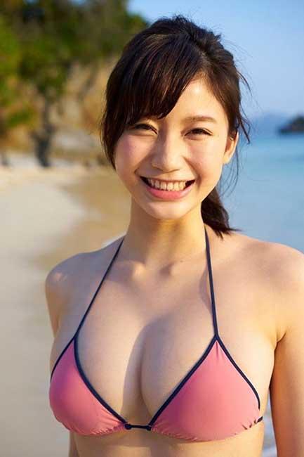 Ogura Bikini Show pink