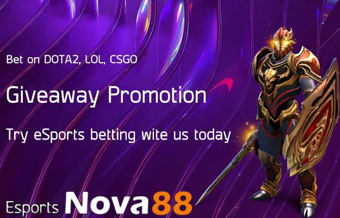 esport betting nova88