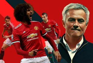 Bye player Mourinho