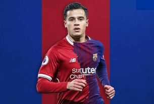 Philippe Coutinho Liverpool Barcelona