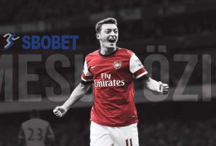Ozil Gray Black Sbobet