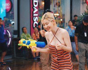 dj soda thailand play water