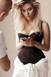 Johansson Play Phone