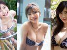 Yuka Ogura Show Bikini